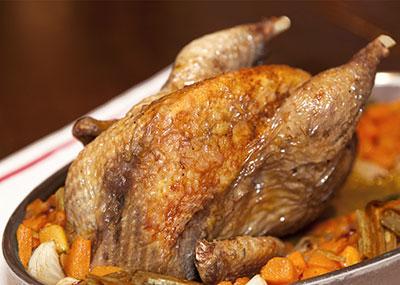 poulet-fermier-potiron